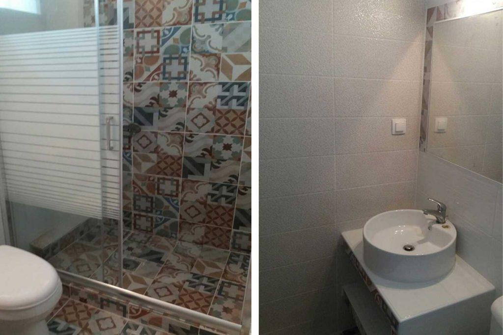 Helena's Apartments - Suite bathroom