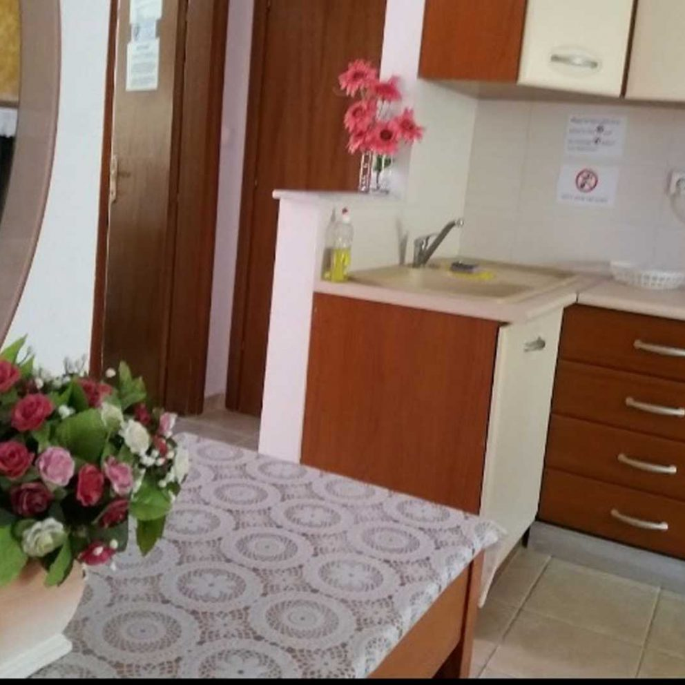 Helena's Apartments - Suite kitchen